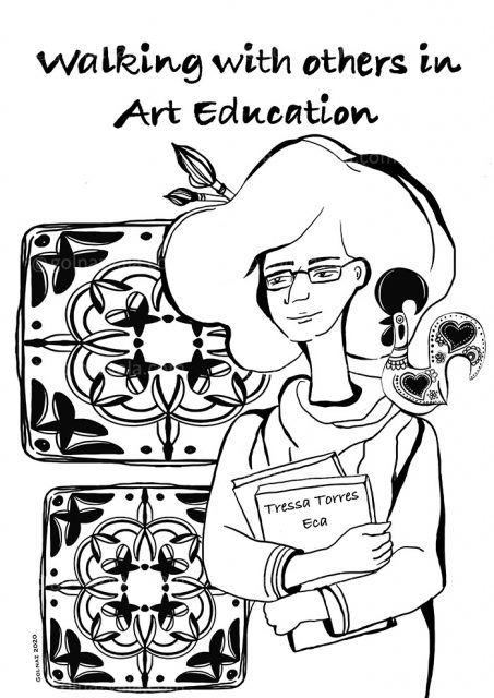 Walking with others in art education